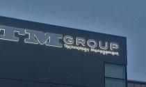 TM Group facadeskilt